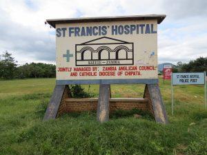 Statuten St Francis' Hospital MSG